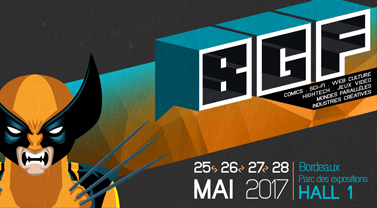 Le Bordeaux Geek Festival pour l'Ascension