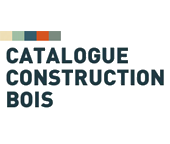 Logo catalogue Construction Bois : application web sur mesure