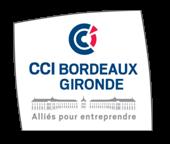 Logo de la CCI de Bordeaux