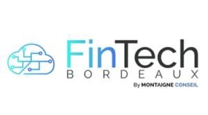 logo de bordeaux fintech le salon du numérique et des fintech