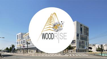 Woodrise Congrès : le bois s'élève à Bordeaux