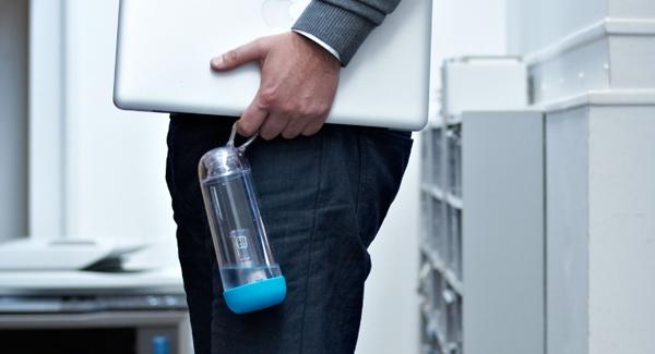 Axysweb adopte la bouteille écologique Gobi