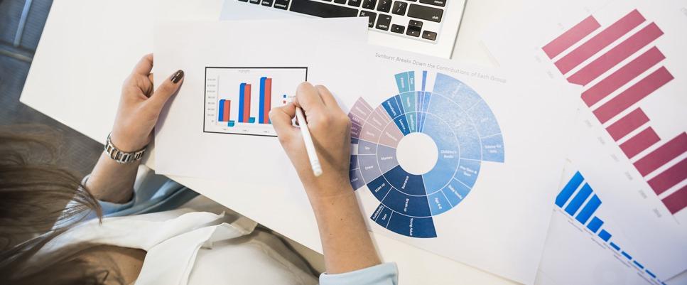 Data visualisation : rendre des données accessibles grâce à des visuels