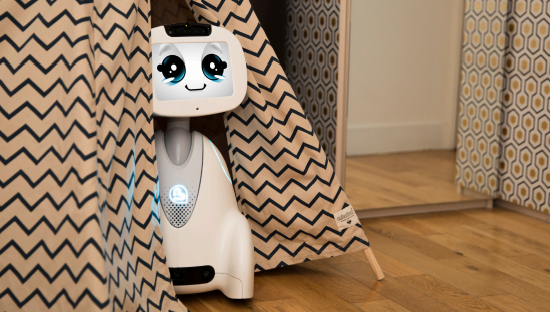 Buddy le robot compagnon pour toute la famille : la grande jonction