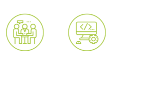 icones des phases d'analyse et du projet de la solution