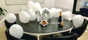 Anniversaire des 10ans d'axysweb dans nos bureaux à Bordeaux