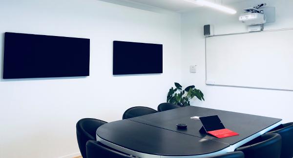 Axysweb : Isolation phonique de nos bureaux