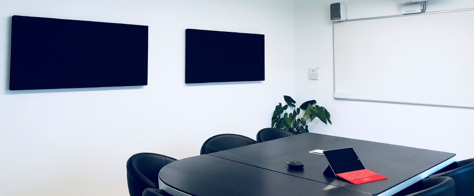 Axysweb : Isolation phonique de nos bureaux avec Texaa