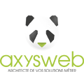 Logo société Axysweb à Bordeaux