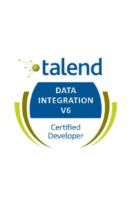 Certification Développeur Talend Data Integration V6