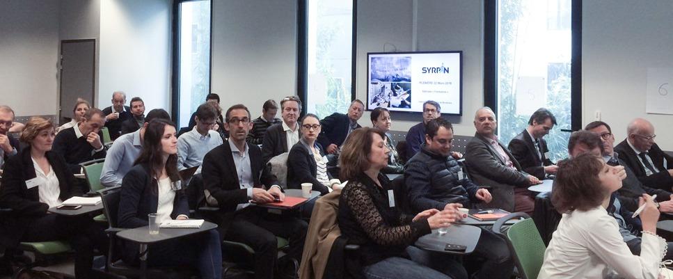 SYRPIN : Cluster des technologies de l'informatique du numérique et du digital