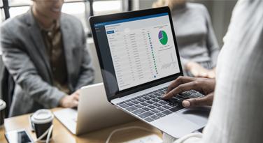 Cas client : Interface web sur mesure dédiée à la DSI
