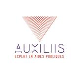 Logo de l'agence Auxiliis : expert en financement publics et privés