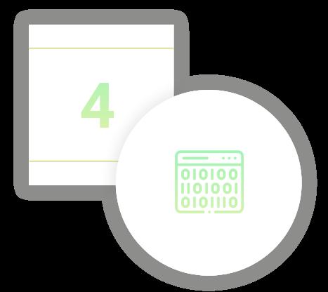 Icone : les données sont la matière première d'Axysweb