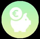 Icône : salaire proposé pour le poste à pourvoir